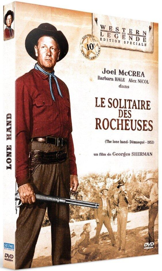 Le solitaire des Rocheuses (1953) (Western de Légende, Special Edition)