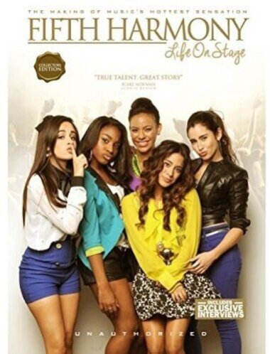 Fifth Harmony - Life on Stage (2015) (Collector's Edition)
