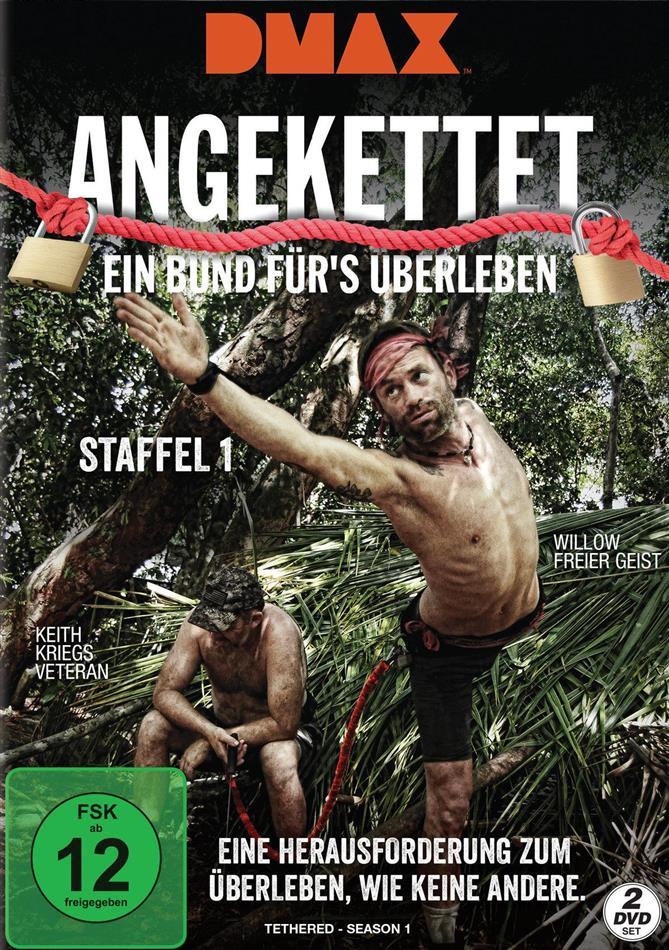 Angekettet - Ein Bund fürs Überleben - Staffel 1 (Discovery Channel, 2 DVDs)