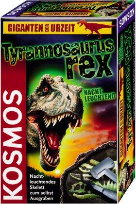 Giganten der Urzeit: Tyranno- saurus Rex - Nachtleuchtend
