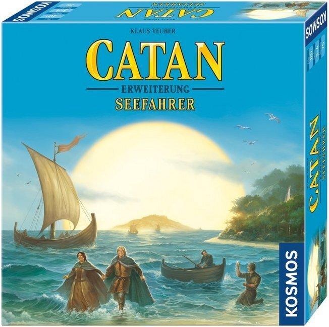 Catan: Seefahrer - Erweiterung