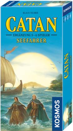 Catan: Seefahrer - Ergänzungs-Set für 5 & 6 Spieler