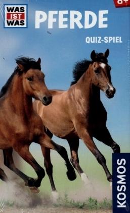 Was ist was - Pferde Quiz-Spiel