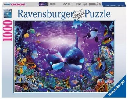 Unterwasserromantik - Puzzle