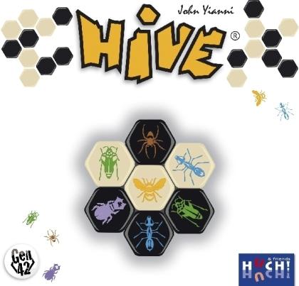 Hive - Grundspiel