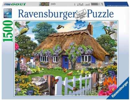 Cottage in England - Puzzle