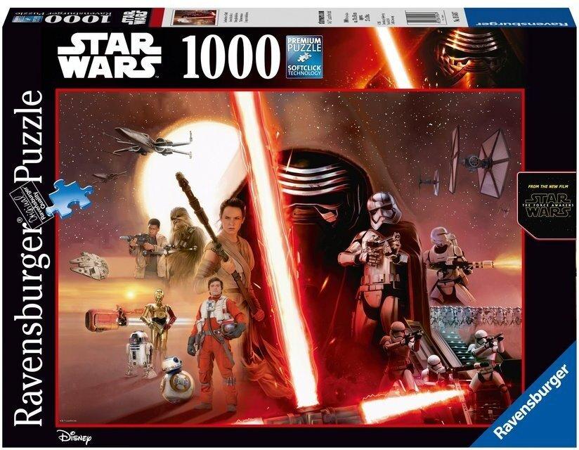 Star Wars: Das Erwachen der Macht - Puzzle