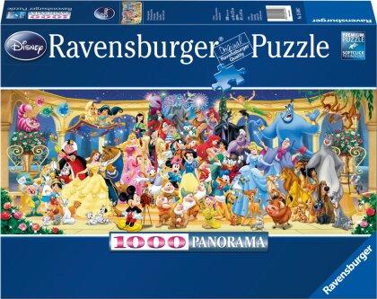Disney Gruppenfoto - Puzzle