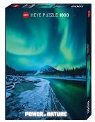 Power of Nature: Northern Lights - Puzzle