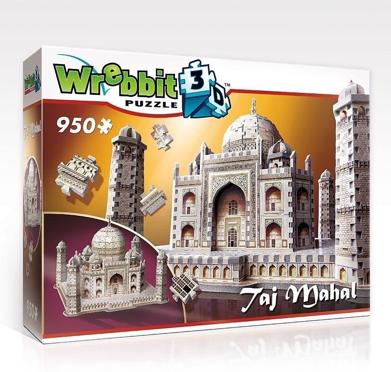 The Classics: Taj Mahal - 950 Teile 3D Puzzle