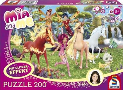 Mia and Me: In Centopia - Puzzle