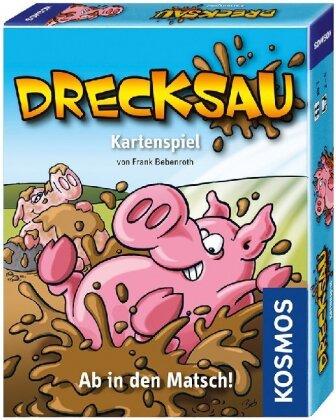 Drecksau - Kartenspiel