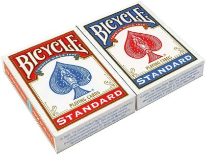 Bicycle Playing Cards - 2-Pack