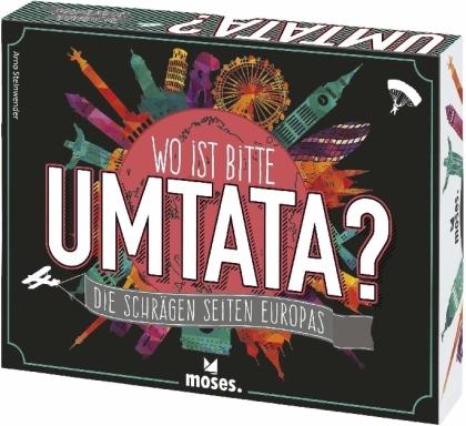 Wo ist Umtata? - Die schrägen Seiten Europas