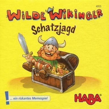 Wilde Wikinger - Schatzjagd