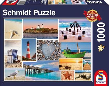 Am Meer - 1000 Teile Puzzle