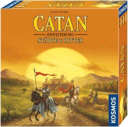 Catan: Städte und Ritter - Erweiterung