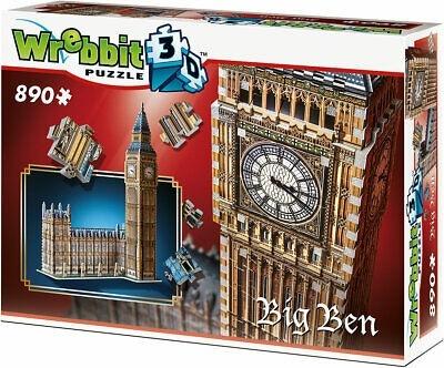 Big Ben - 890 Teile 3D Puzzle