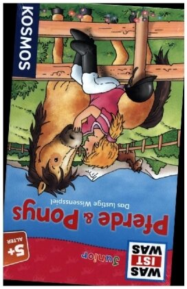Was ist was - Pferde & Ponys