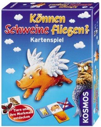 Können Schweine fliegen - Kartenspiel