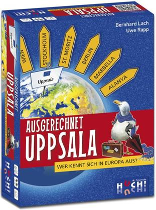 Ausgerechnet Uppsala - Europa