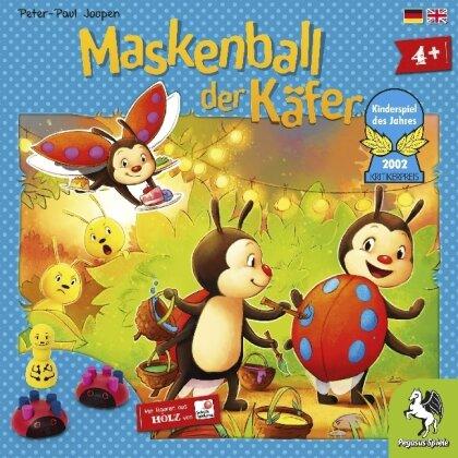 Maskenball der Käfer - Kinderspiel des Jahres 2002