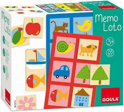 Memo-Lotto (Kinderspiel)