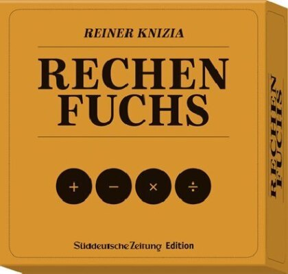 Rechen Fuchs - Kartenspiel