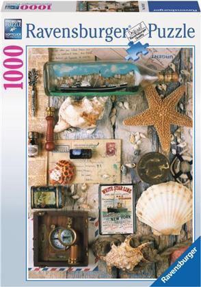 Maritime Souvenirs - Puzzle 1000 Teile