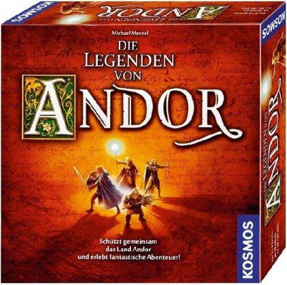 Die Legenden von Andor - Kennerspiel des Jahres 2013