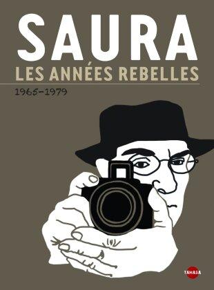 Saura Essentiel - Les années rebelles 1965-1979 (9 DVDs)