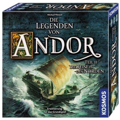 Die Legenden von Andor - Die Reise in den Norden Erweiterung
