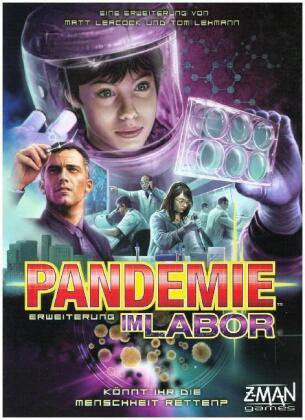 Pandemie - Im Labor (Zubehör)