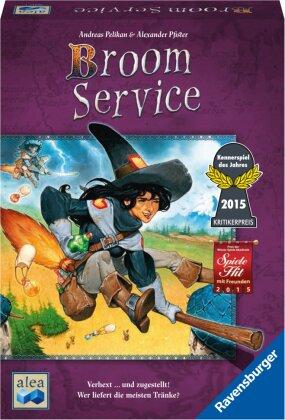 Broom Service - Kennerspiel des Jahres 2015