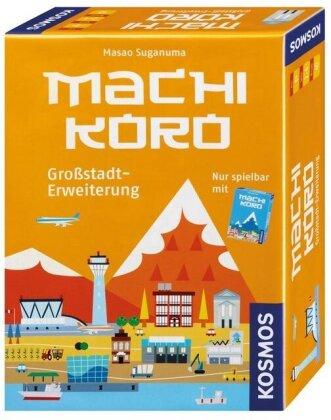Machi Koro - Grossstadt-Erweiterung