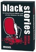 Black Stories - Das Krimi-Kartenspiel - Office Edition