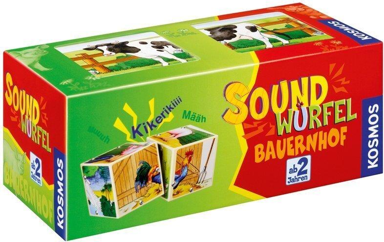 Soundwürfel - Bauernhof