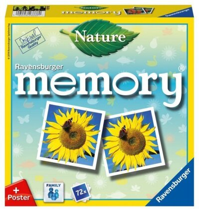 Nature memory + Poster
