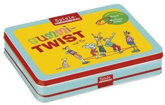 Gummitwist-Set - Spiele-Klassiker