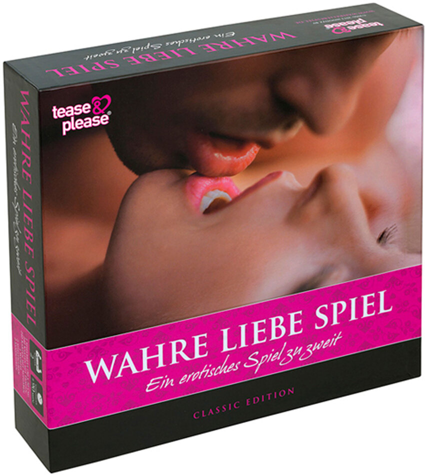 Wahre Liebe Spiel - Ein erotisches Spiel zu zweit