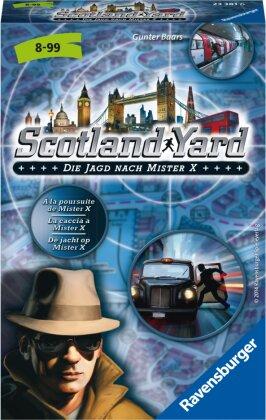 Scotland Yard - Die Jagd nach Mister X