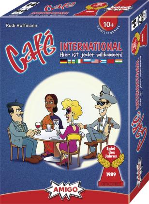 Café International - Spiel des Jahres 1989