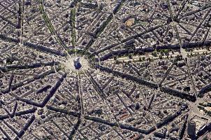 Sky View: Paris - Puzzle