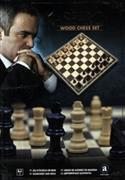 Kasparov - Wood Chess Set