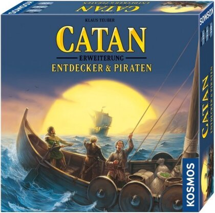Catan: Entdecker & Piraten - Erweiterung