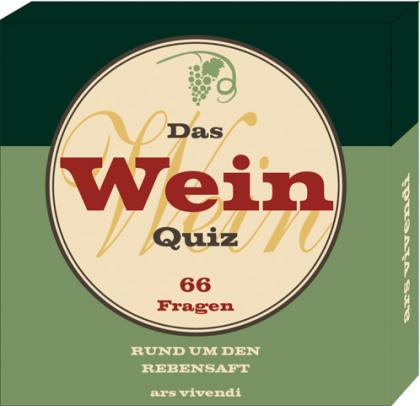 Das Wein Quiz