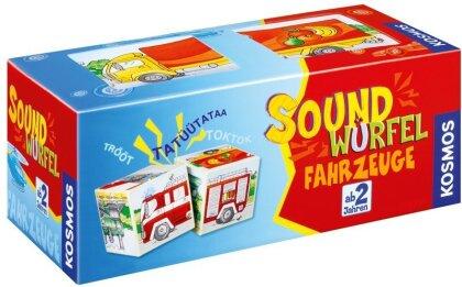 Soundwürfel - Fahrzeuge
