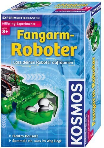 Mitbring-Experimente - Fangarm-Roboter