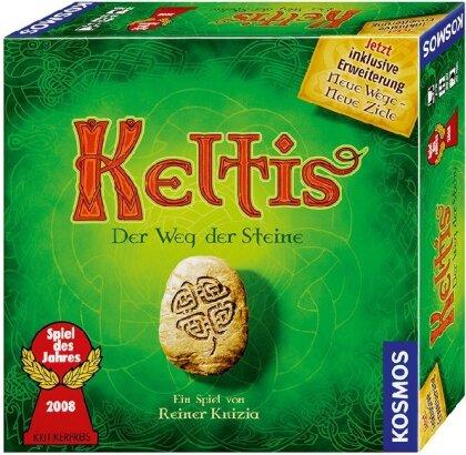 Keltis - Der Weg der Steine Basisspiel mit Erweiterung
