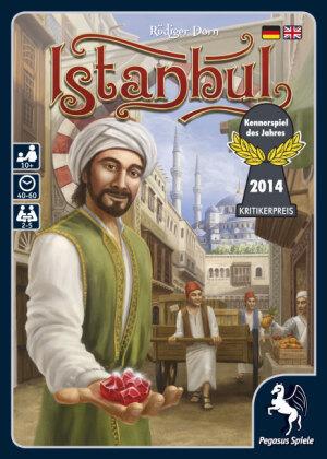 Istanbul - Kennerspiel des Jahres 2014